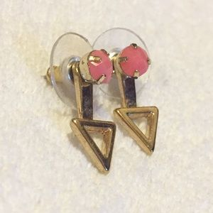 2 Pairs of Earring Jackets - NWOT!